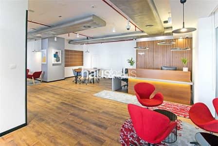 مکتب  للايجار في دبي مارينا، دبي - NEW   Flexible Contracts   Furnished Offices  