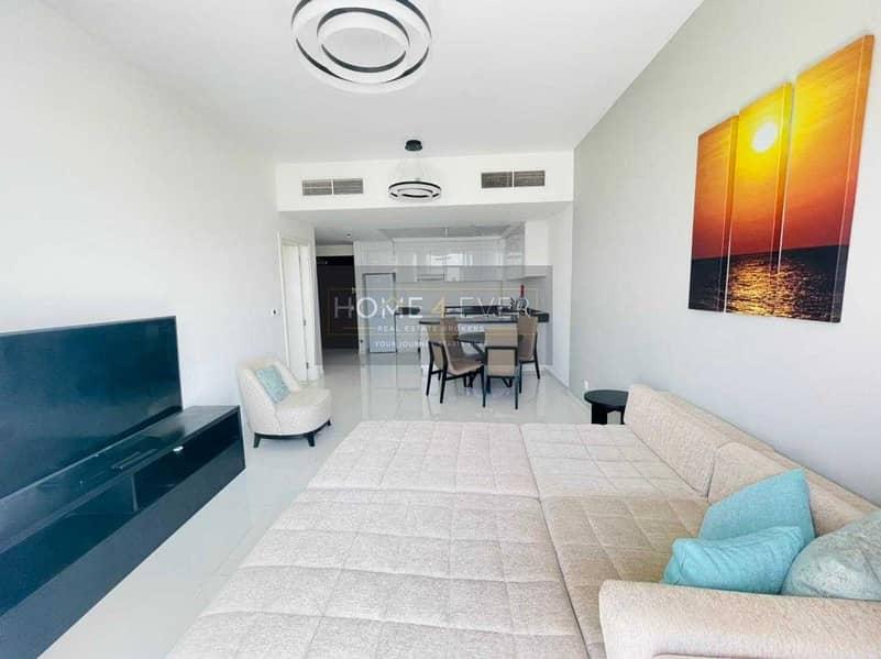 Fully Furnished | Massive Balcony | Marina View