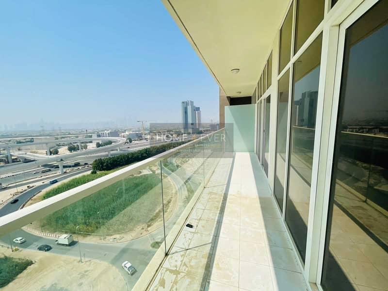 13 Fully Furnished | Massive Balcony | Marina View
