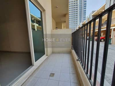 Studio for Rent in Jumeirah Village Circle (JVC), Dubai - 12 Cheques Option | Beautiful Studio on the ground floor for 26k only