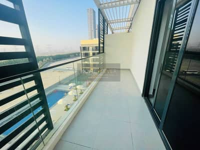 1 Bedroom Flat for Rent in Jumeirah Village Circle (JVC), Dubai - Brand-new I Pool View I Fitted Kitchen