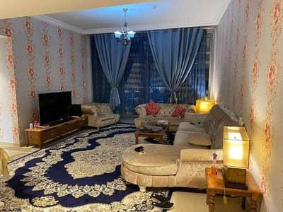 فلیٹ 2 غرفة نوم للايجار في كورنيش عجمان، عجمان - Hall