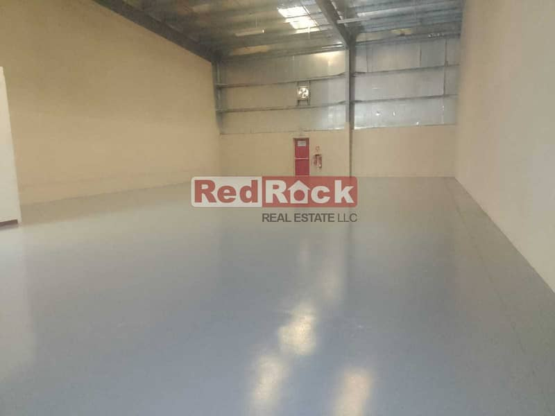 2 2 Months Rent Free 3000 Sqft Warehouse with Office in Jebel Ali