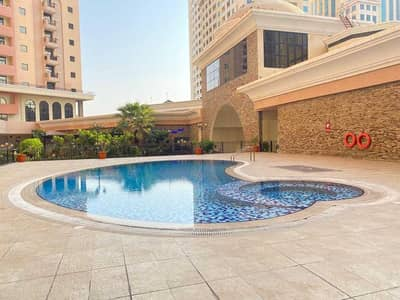 BRIGHT APARTMENT,CHILLER FREE,HIGHER FLOOR,AED32000 IN 4 CHEQUES