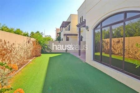 فیلا 4 غرف نوم للبيع في مدن، دبي - Single Row Corner Unit | Landscaped | Tenanted
