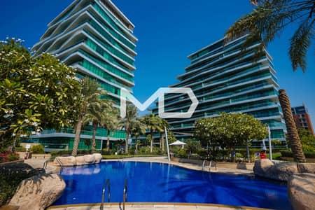 1 Bedroom Flat for Rent in Al Raha Beach, Abu Dhabi - Vacant Now | Large Terrace | Ground Floor