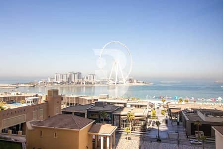 3 Bedroom Flat for Sale in Jumeirah Beach Residence (JBR), Dubai - Upgraded Sea View Lower Floor Well Kept