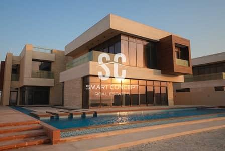 6 Bedroom Villa for Sale in Saadiyat Island, Abu Dhabi - Gorgeous Villa   Beach Access   Ready to Move