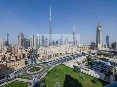 فلیٹ 2 غرفة نوم للايجار في وسط مدينة دبي، دبي - Spacious 2BR Burj Khalifa View|Vacant|30th October