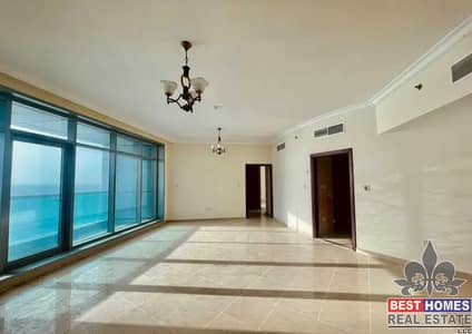2 Bedroom Flat for Sale in Corniche Ajman, Ajman - Specious Sea View I Instalments Plan 100% FREE HOLD