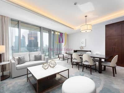 2 Bedroom Apartment for Rent in Downtown Dubai, Dubai - The Address Sky View Tower 2 | High Floor Unit