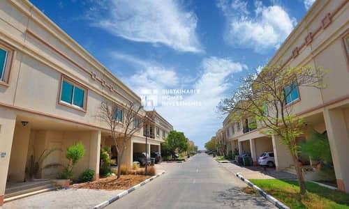 فیلا 2 غرفة نوم للبيع في مدينة بوابة أبوظبي (اوفيسرز سيتي)، أبوظبي - فیلا في فلل الشاطئ مدينة بوابة أبوظبي (اوفيسرز سيتي) 2 غرف 2300000 درهم - 5445588