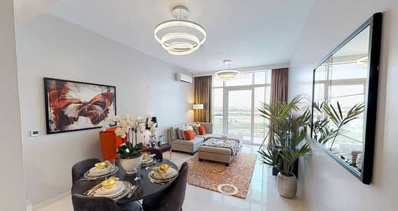2 Bedroom Apartment for Sale in DAMAC Hills (Akoya by DAMAC), Dubai - No commission| Golf Apartment View| Mortgage