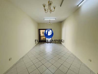 1 Bedroom Flat for Rent in Deira, Dubai - FRONT OF METRO   SHARING PARTITION ALLOWED FOR LADIES   1 MONTH FREE