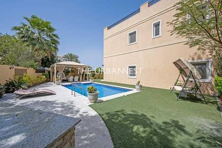 فیلا 5 غرف نوم للايجار في ذا فيلا، دبي - Mazaya A3   in Perfect Location   5 Bedrooms