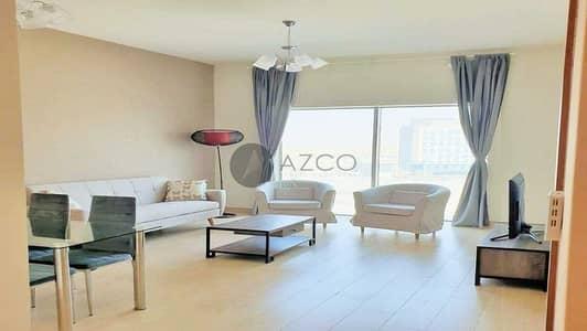 فلیٹ 1 غرفة نوم للايجار في أرجان، دبي - مفروشة بالكامل   وسائل الراحة الحديثة   أفضل موقع