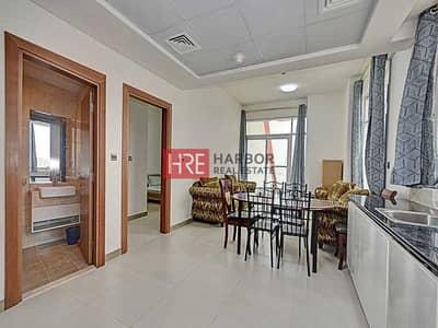 شقة 1 غرفة نوم للبيع في الجداف، دبي - apartment for sale with breathtaking view for sale