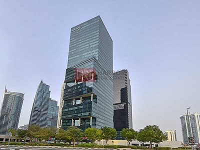 Office for Rent in Jumeirah Lake Towers (JLT), Dubai - Classy Office Near Bus and Metro | Swiss Design
