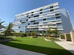 شقة في مساكن لمار شاطئ الراحة 1 غرف 80000 درهم - 5445925