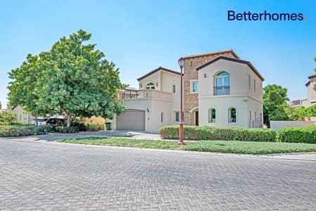 5 Bedroom Villa for Rent in Jumeirah Golf Estates, Dubai - Golf Course View| Private pool |Basement