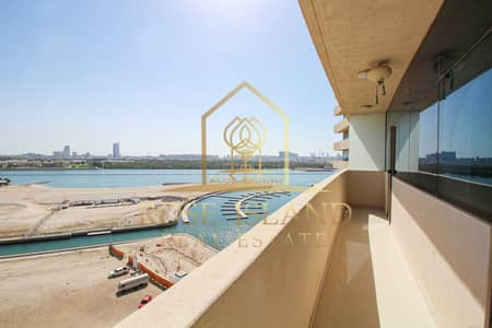 1 Bedroom Apartment for Sale in Al Reem Island, Abu Dhabi - Hot Deal / Full Sea View / Vacant