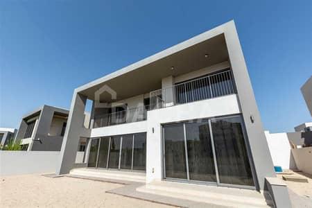 فیلا 5 غرف نوم للبيع في دبي هيلز استيت، دبي - Vacant NEW Upgraded 5BR Park villa type 5
