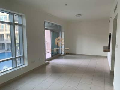 Studio for Rent in Downtown Dubai, Dubai - Pool View |Chiller Free| Bright unit