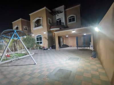 6 Bedroom Villa for Rent in Al Rawda, Ajman - Two-storey villa for rent in Ajman Al Rawda close to Sheikh Mohammed bin Zayed Street (at an attractive price*