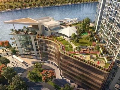 فلیٹ 1 غرفة نوم للبيع في مدينة محمد بن راشد، دبي - Waterfront Tower / New / Easy Payment