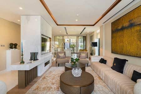 بنتهاوس 4 غرف نوم للبيع في دبي مارينا، دبي - FULLY UPGRADED | DUPLEX PENTHOUSE | 8 BALCONIES