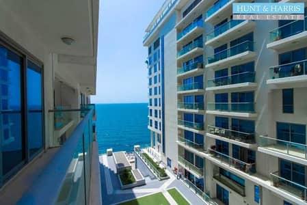 2 Bedroom Apartment for Rent in Al Marjan Island, Ras Al Khaimah - Available mid Nov 2021 - Partial Sea View - Two Bedroom