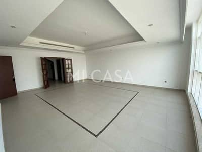 3 Bedroom Flat for Rent in Tourist Club Area (TCA), Abu Dhabi - Spacious   sea view   Maid's room + balcony