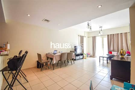 2 Bedroom Flat for Sale in The Greens, Dubai - 2 Bedrooms | L-shaped Balcony | Bright and Airy