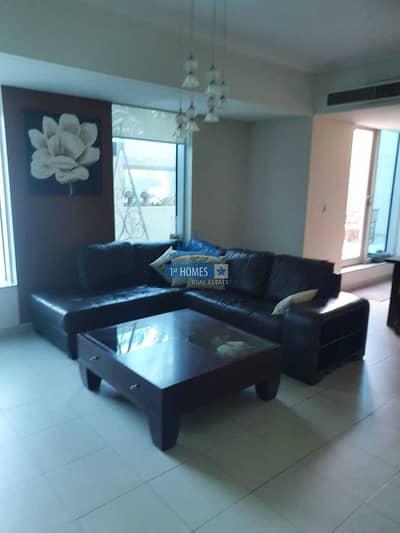 شقة 1 غرفة نوم للايجار في مدينة دبي للإنترنت، دبي - Furnished  Huge 1 br with Terrace  Marina View