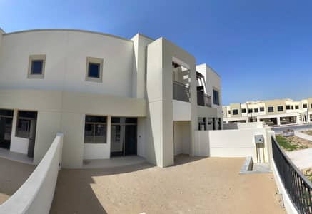 3 Bedroom Townhouse for Sale in Town Square, Dubai - Type 1 | Single Row | Ready for Transfer