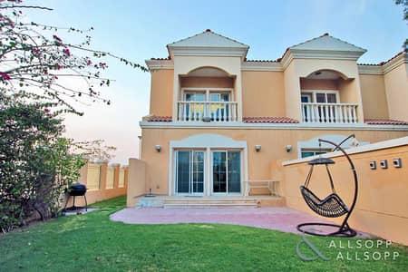 تاون هاوس 2 غرفة نوم للبيع في مثلث قرية الجميرا (JVT)، دبي - 2 Bed Upgrade | Corner Landscaped Garden