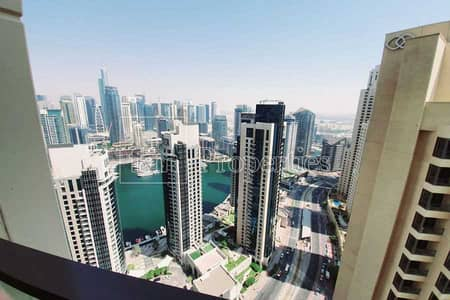 فلیٹ 2 غرفة نوم للبيع في جميرا بيتش ريزيدنس، دبي - En Suit 2BR/Full Marina View /High Floor