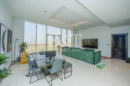 2 Bedroom Apartment for Sale in Palm Jumeirah, Dubai - Exclusive | High Floor|Upgraded|Vacant On Transfer