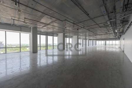 مکتب  للبيع في مركز دبي المالي العالمي، دبي - Open Plan l Raised Flooring l Shell and Core