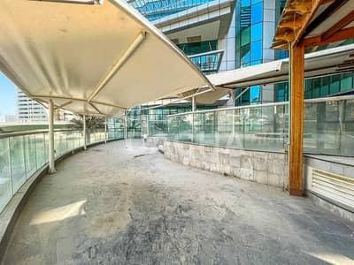 محل تجاري  للايجار في دبي مارينا، دبي - Stunning Marina View / Vacant / 44 Parking Lots