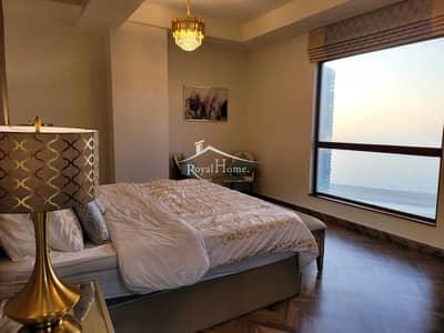 شقة 2 غرفة نوم للبيع في جميرا بيتش ريزيدنس، دبي - Spacious 2BR + Storage | Marina View | Vacant