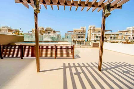 تاون هاوس 4 غرف نوم للبيع في نخلة جميرا، دبي - 4 BED / Townhouse / Private Pool / 3 Levels