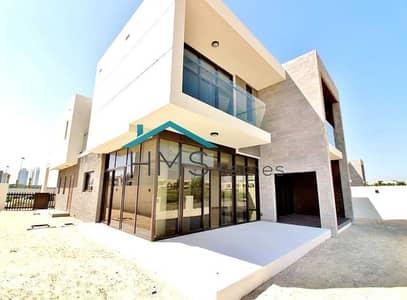 فیلا 5 غرف نوم للايجار في داماك هيلز (أكويا من داماك)، دبي - Brand New -  Fendi Villa - Golf and Lake View