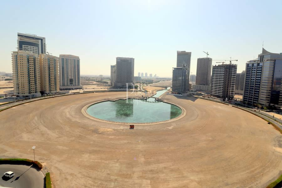 15 Full Canal View |Higher Floor | Bigger layout