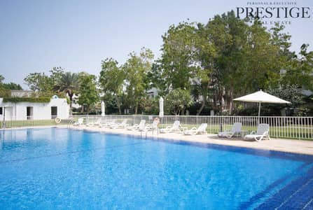فیلا 4 غرف نوم للايجار في مدينة دبي للإعلام، دبي - 4 Bed Villa | Media City | Rent