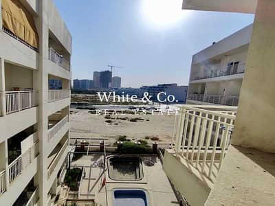 استوديو  للايجار في قرية جميرا الدائرية، دبي - Studio apartment Noora Residence JVC