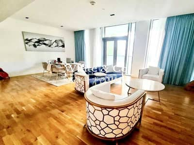 2 Bedroom Apartment for Rent in Bluewaters Island, Dubai - STUNNING FURNISHED HOME   JULIET DOORS