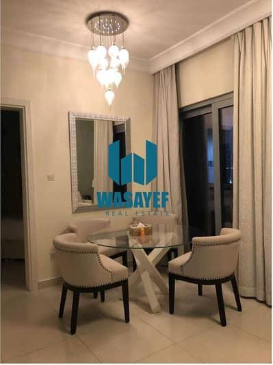 شقة فندقية 1 غرفة نوم للايجار في وسط مدينة دبي، دبي - شقة فندقية في داماك ميزون وسط مدينة دبي 1 غرف 100000 درهم - 5448580