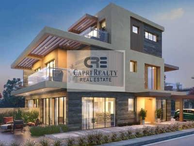 5 Bedroom Villa for Sale in DAMAC Hills (Akoya by DAMAC), Dubai - New villas with 5 years payment plan  MOE 20MINS