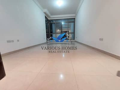 2 Bedroom Flat for Rent in Danet Abu Dhabi, Abu Dhabi - Elegant Quality 02 Bed Hall APT with All Facilities Basement Parking at Danet Area